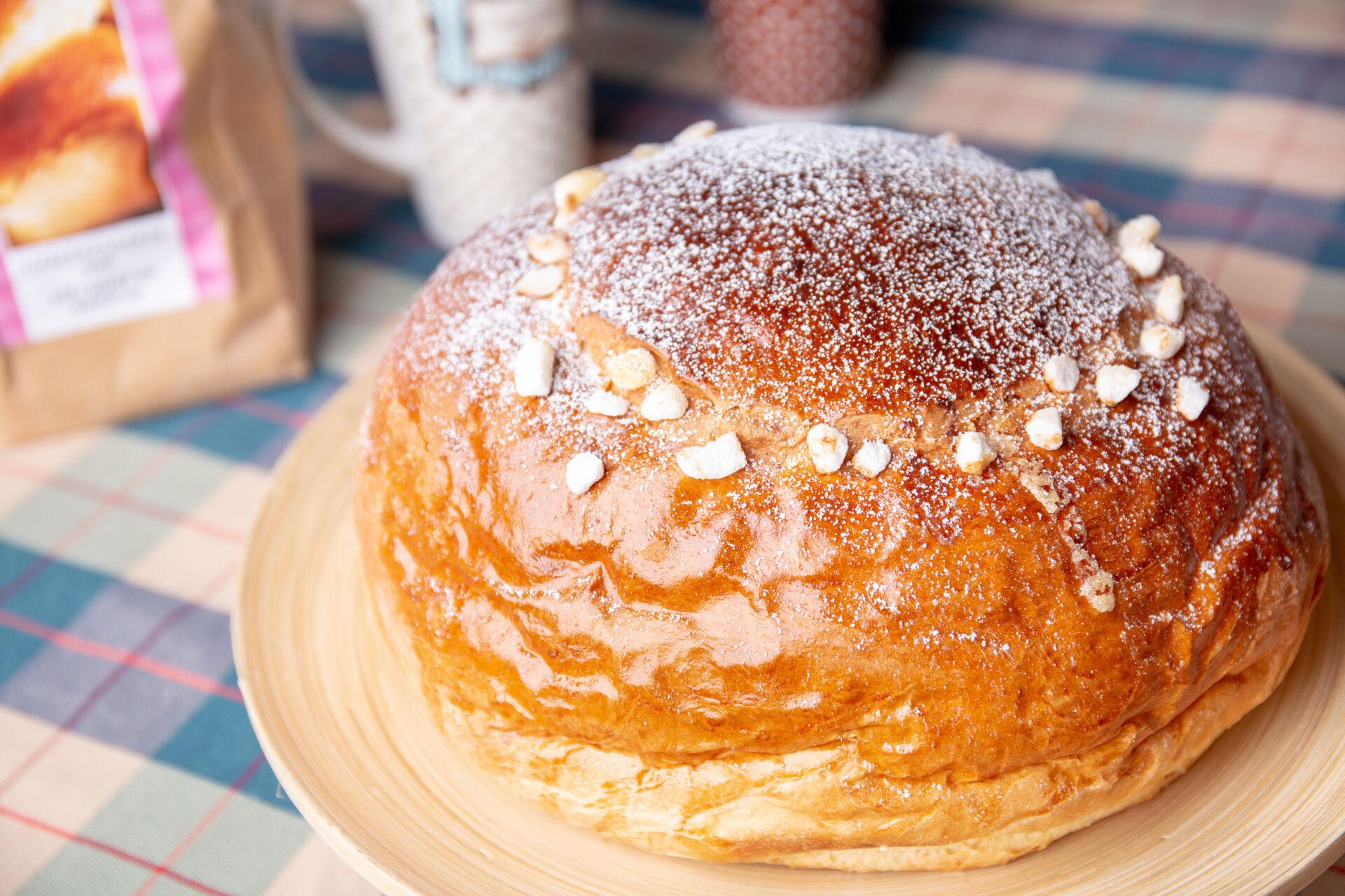 11 Suikerbrood