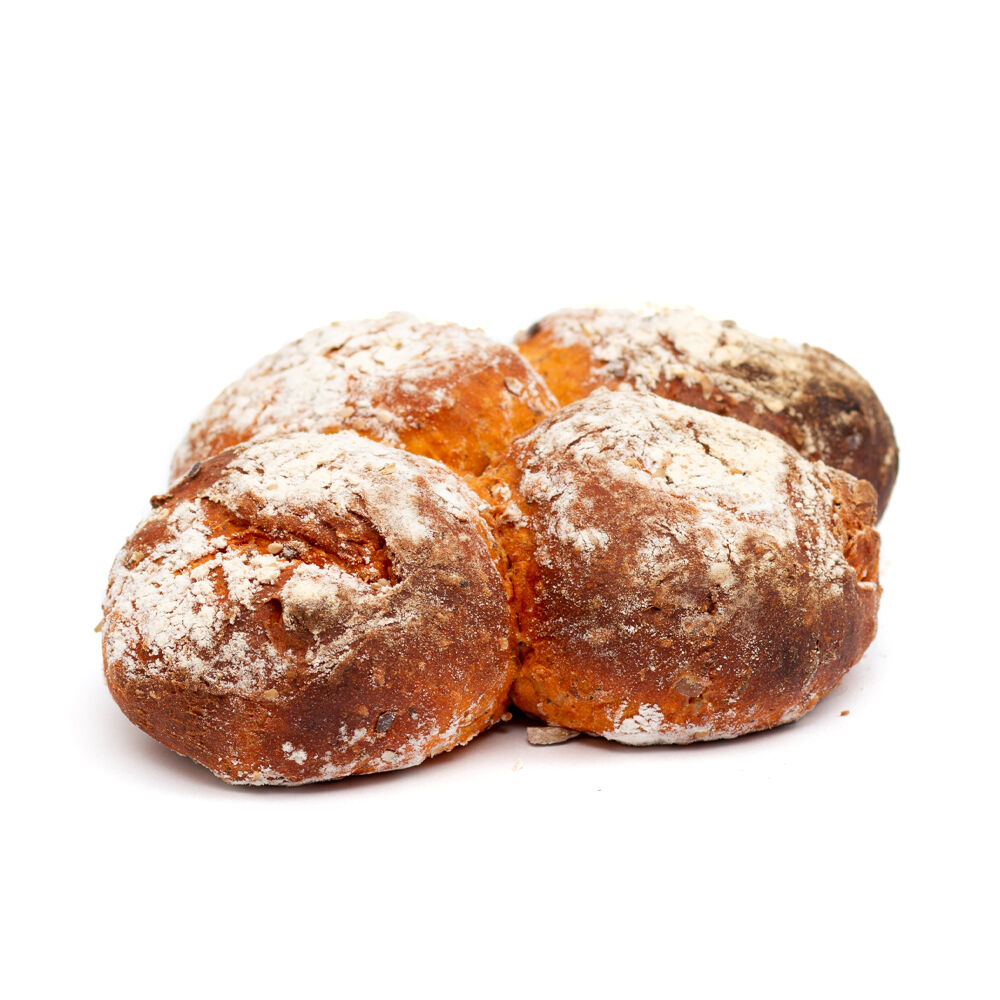 Rustieke passata maya broodjes
